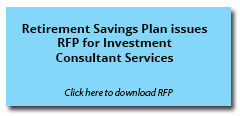 RFP for Investment Consultant Services